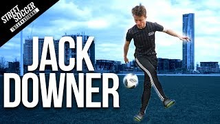 Learn Hudson-Odoi & Sancho Skills with Jack Downer | The Football Show | Street Soccer International
