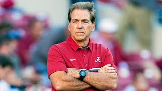 Nick Saban and The Alabama Crimson Tide Dynasty