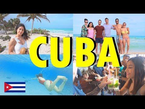 Vlog CUBA 2018 🌴 | Lucía Tejada