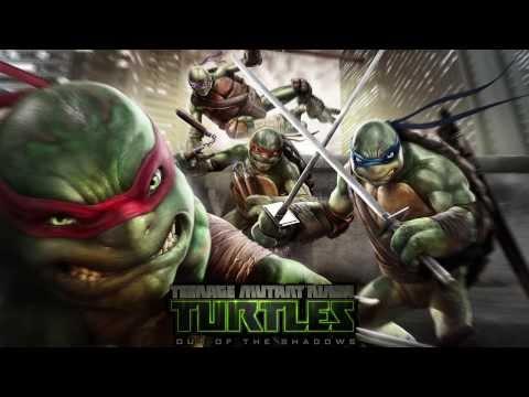 Teenage Mutant Ninja Turtles: Out of the Shadows OST - Combat 5