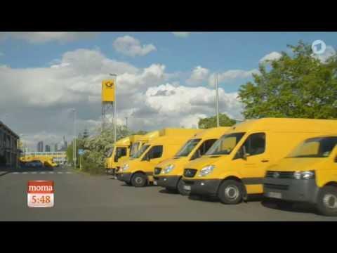 Tv Doku Deutsche Post Dhl Mitarbeiter Müssen In Ihren Autos
