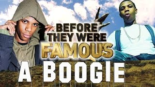 A BOOGIE WIT DA HOODIE Before They Were Famous REAL NAME