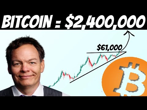 Max Keiser Makes a New Bitcoin Target $2,400,000   Institutional BTC Demand is About to Skyrocket!!!