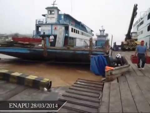 Embarcaderos, Puertos Yurimaguas