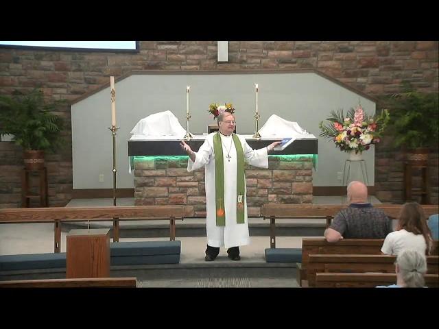 08/25/2019 Sunday Worship Service 8am