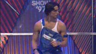 Backstreet Boys - Quit playing games (Live @ Bravo Super Show 1997)