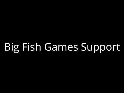 Bigfish Games Technical Support