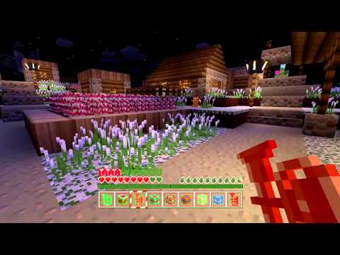 Minecraft Ps4 Version Christmas World