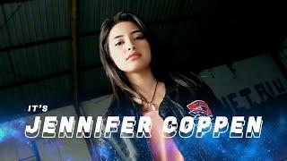 Its Jennifer Coppen !!! In my videos
