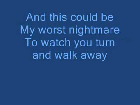 My Worst Nightmare W/Lyrics