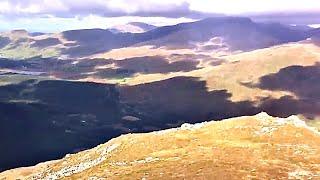 "A walk up Moel Hebog "" Beddgelert's Watchtower "" North Wales Oct 7th 2015. A lonesome peak! Stunning"