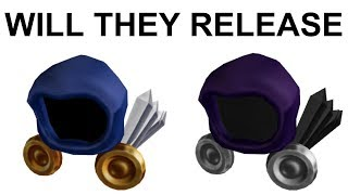 ROBLOX LEAKED DOMINUS WILL IT RELEASE?