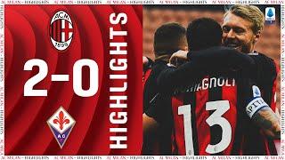 Highlights   AC Milan 2-0 Fiorentina   Matchday 9 Serie A TIM 2020/21