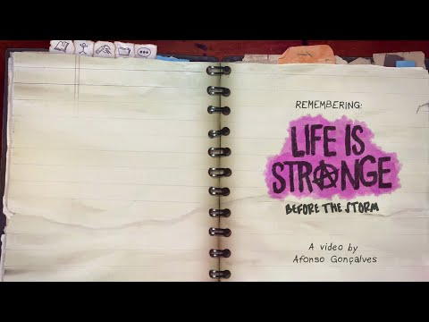 Remembering Life is Strange: Before the Storm thumbnail