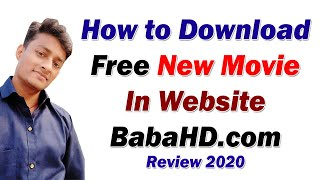 How to download free new movie BabaHD.com Review 2020  in Hindi