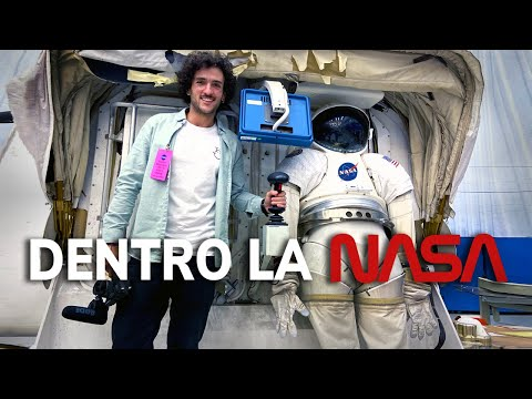 Becoming An ASTRONAUT 🚀 | NASA PRIVATE Tour - Ep.22