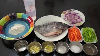 Escabeche Recipe - Pinoy Filipino Tilapia Fish
