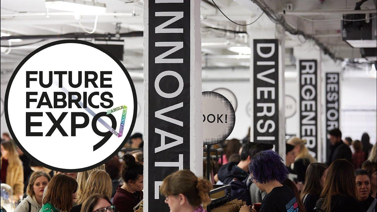 The Sustainable Angle's - 9th Future Fabrics Expo 2020