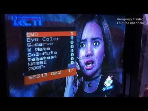 SERVICE TV LG SUARA KECIL DAN NGEROSOK