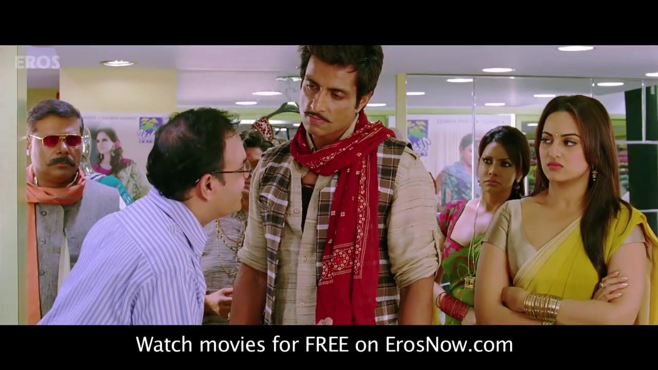 Download The best scene ever from R.Rajkumar, #aslisona😁😙✌