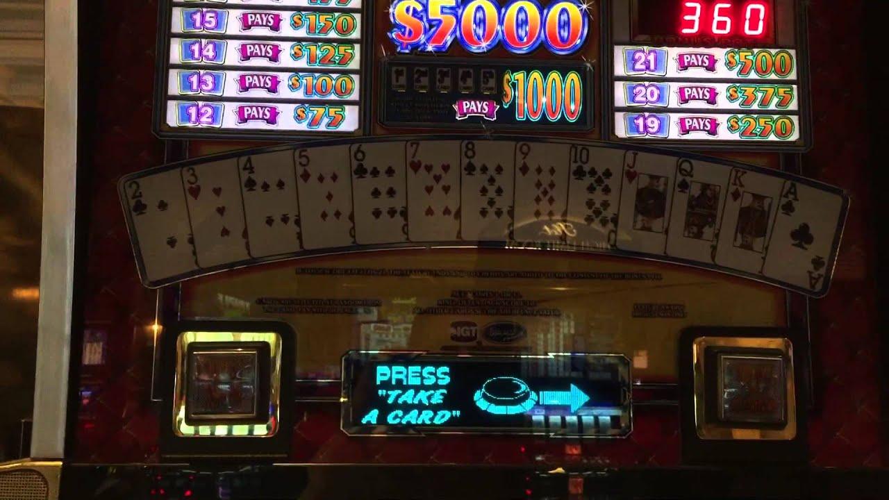 21 gambler slot machine