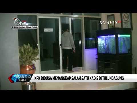KPK Dikabarkan Tahan Kepala Dinas dalam OTT di Tulungagung