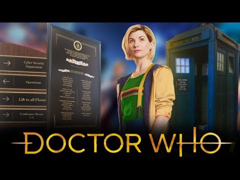 NEW COSTUME? & GUILDHALL FILMING | Series 12 Doctor Who