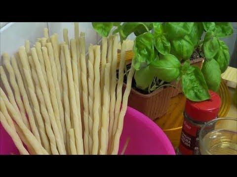 fusilli a la scarparo una salsa tipica italiana para