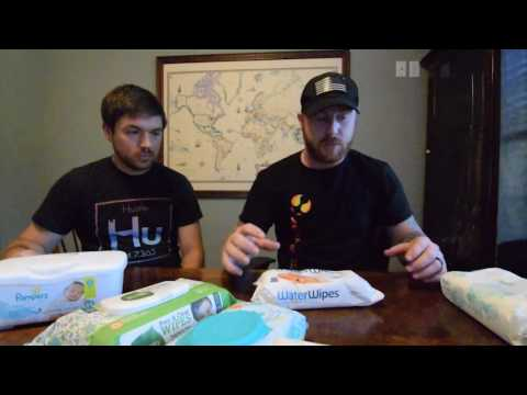 Choosing the best baby wipes - Tactical Baby Gear