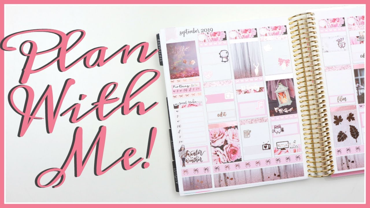 Plan With Me: Erin Condren Horizontal-January 13th-19th