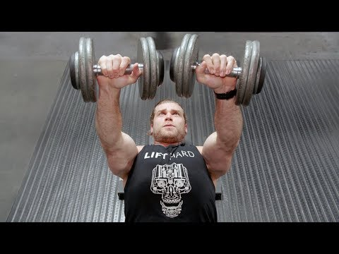 Beginner's Full Body DUMBBELL WORKOUT   Dumbbell Workout Plan P1D1