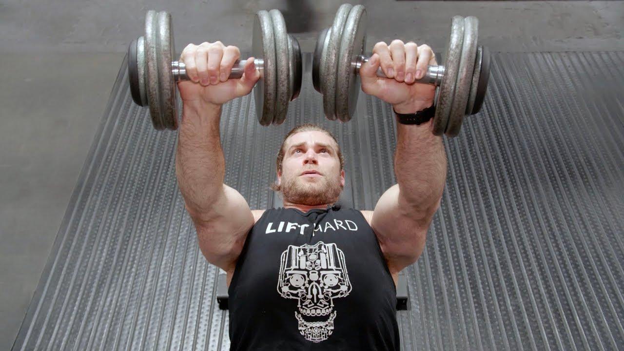 Beginner's Full Body DUMBBELL WORKOUT | Dumbbell Workout Plan P1D1