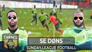 SE DONS vs KENNINGWELL | Sunday League Football