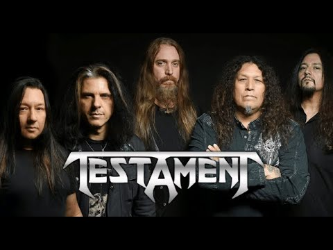Interview with Alex Skolnick from TESTAMENT!