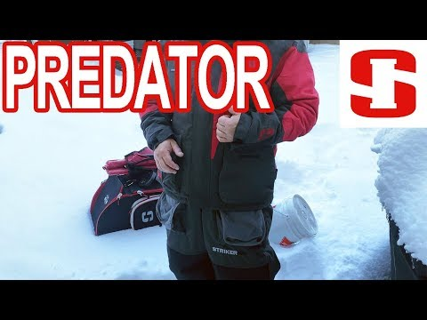 StrikerIce Predator Ice Fishing Suits