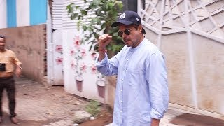 Anil Kapoor Spotted At Mothercare Clinic Juhu