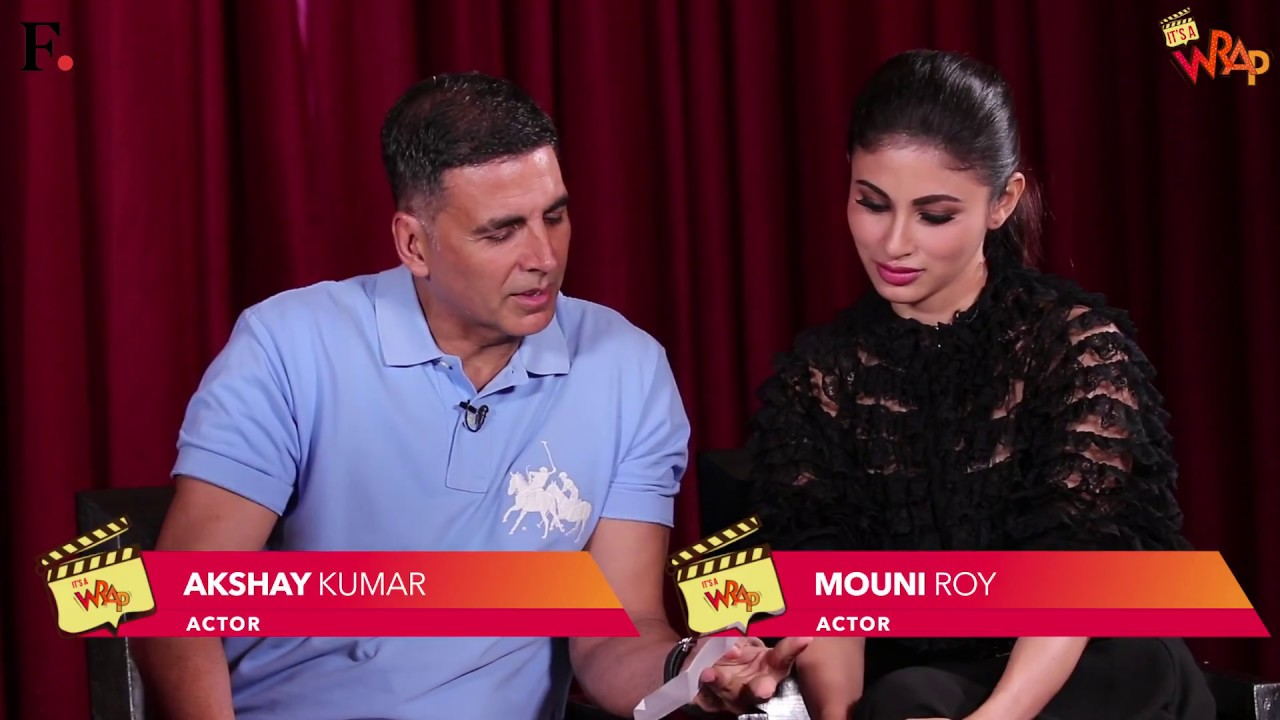 Akshay Kumar, Mouni Roy | It's A Wrap with Parul Sharma