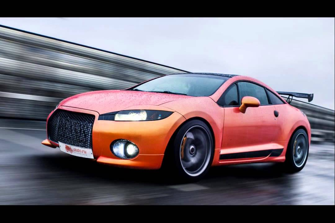 Mitsubishi Eclipse 4g Tuning Cars Youtube