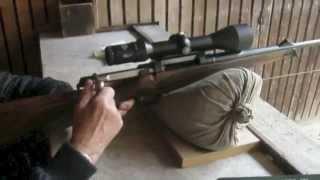 Baixar Shooting a Mauser M 03 Alpine Caliber 7x64 with MeoStar R1r 3-12x56 RD/MR