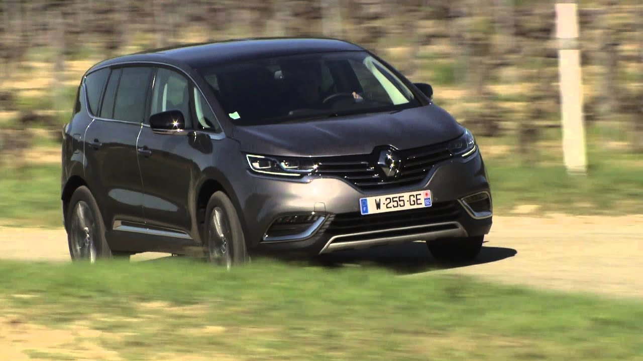 renault espace 4control youtube. Black Bedroom Furniture Sets. Home Design Ideas