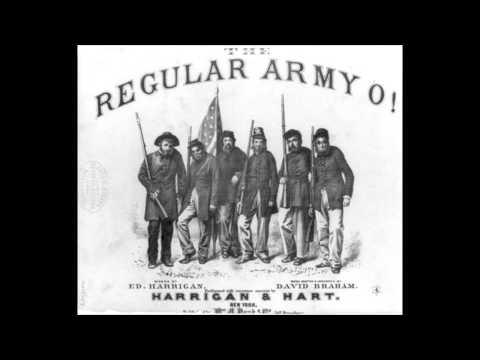 Regular ARMY O -Mick Moloney