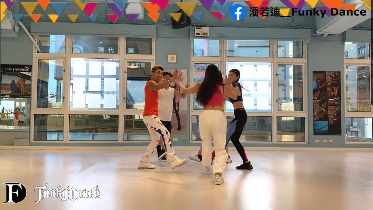 潘若迪&星級教練團隊_Funky Dance【5 6 7 8】