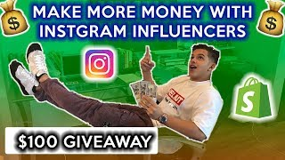 Video Instagram Influencer Marketing For Shopify Drop Shipping Business download MP3, 3GP, MP4, WEBM, AVI, FLV Januari 2018