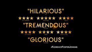 FLORENCE FOSTER JENKINS - 'Hilarious...A Genuinely Great Film' - In UK Cinemas 6th May thumbnail