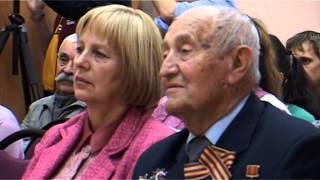 90 лет ветерану Великой Отечественной войны Е.Ф.Рогову