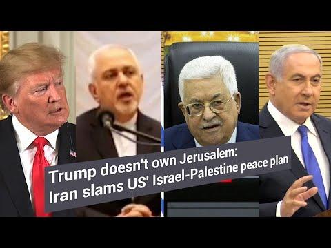 Trump Doesn't Own Jerusalem: Iran Slams US' Israel-Palestine Peace Plan