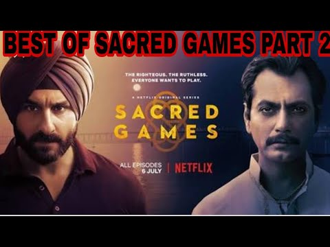 Best of Sacred Games Part 2 || Nawazuddeen Siddiqui|| RADHIKA APTE|| ALL FUNNY AND BEST SCENS .