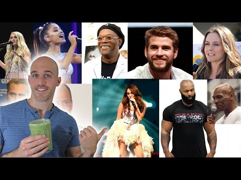 10 Famous Vegans And Why They Eat Plant Based
