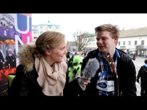 Patrick Nilsson  Intervju