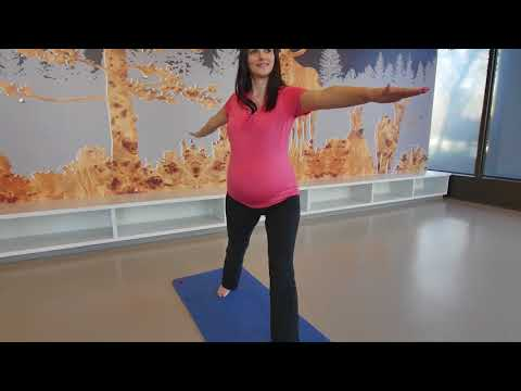 Pregnancy Exercises in the Second Trimester | Kaiser Permanente
